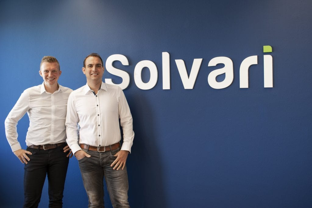 Vortex Capital Partners acquires a stake in Solvari, while Dutch startup plans market leadership in UK
