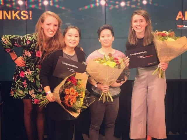 TEDxAmsterdamWomen: These 3 Dutch women-led startups have made it to final list