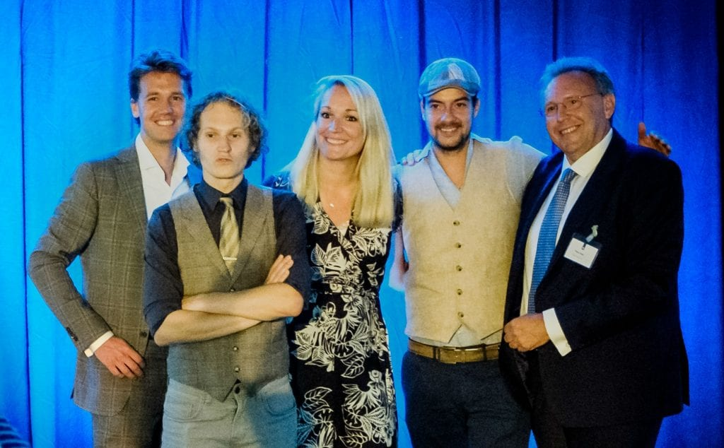 Dutch startups explain why you should become a participant of Startup in Residence at the Ministry of Justice and Security