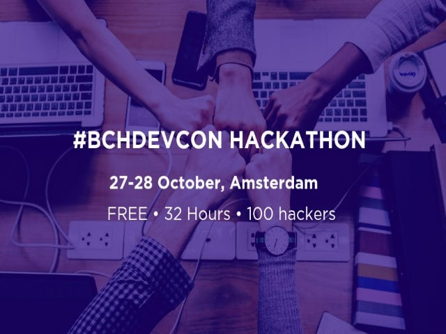 BTC.com announces Europe's first Bitcoin Cash Hackathon and this is why you should go!