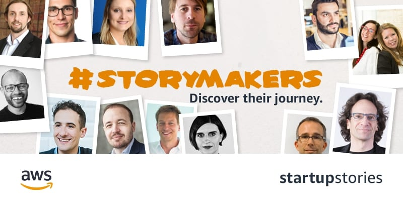 Get Inspired by Learnings from Startup Founders in the AWS Startup Stories eBook Series