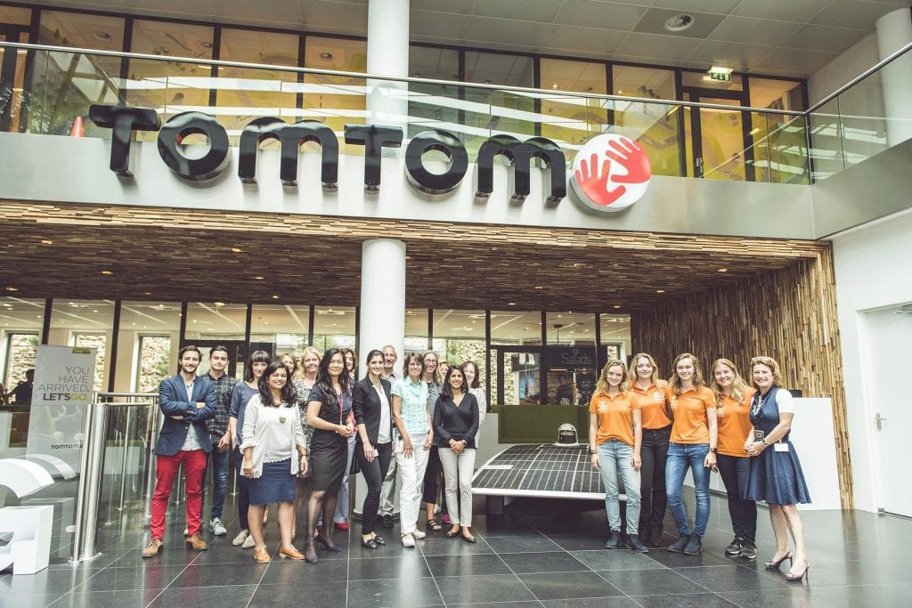 TomTom pits against Google: Dutch mapmaker to provide autonomous driving systems to Volkswagen and Nissan Leaf