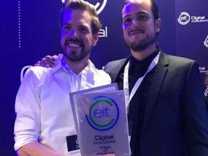 Dutch Medtech scaleup Active Cues bags first prize at EIT Digital Challenge 2018