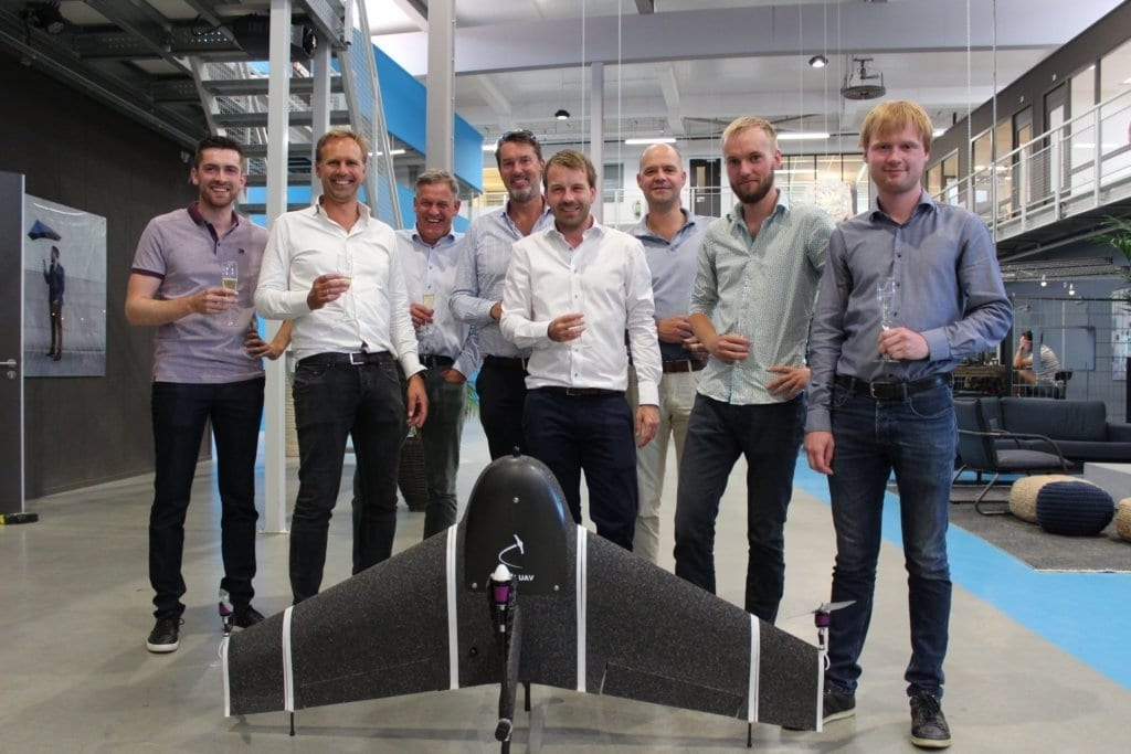 These 5 drone startups are flying high in the Netherlands in 2018