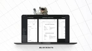 Amsterdam-based startup Blockdata raises €200k funding to map blockchain ecosystem