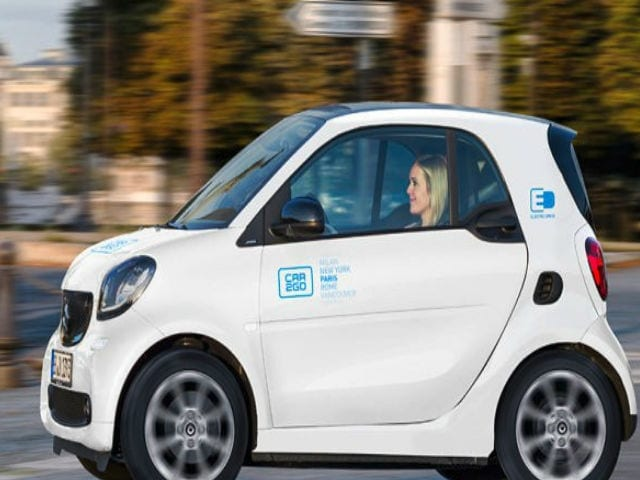 Carsharing is the new cool: German startup car2go plans to expand to Paris now