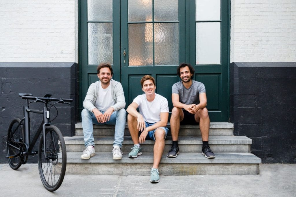 Belgian e-bike startup Cowboy raises €10M in Series A Funding