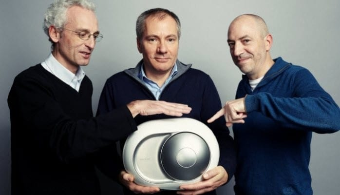 French startup Devialet introduces sci-fi mini-speakers, costlier than Apple HomePod