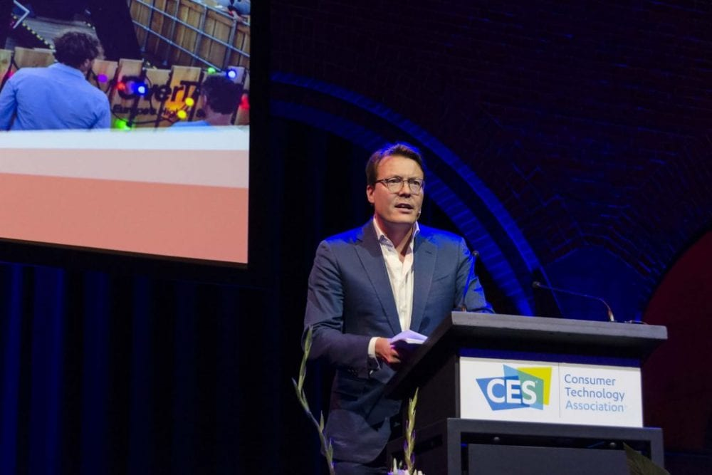 5 important announcements made at CES unveiled Amsterdam event 2018