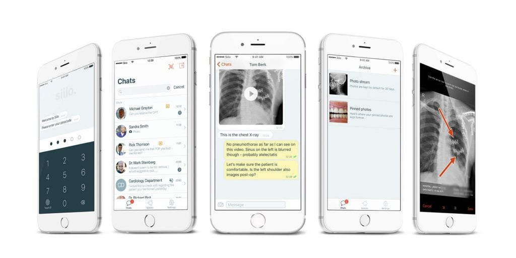 Dutch Medtech startup Siilo gets €4.5M funding: 'WhatsApp of doctors' aims to provide better patient care