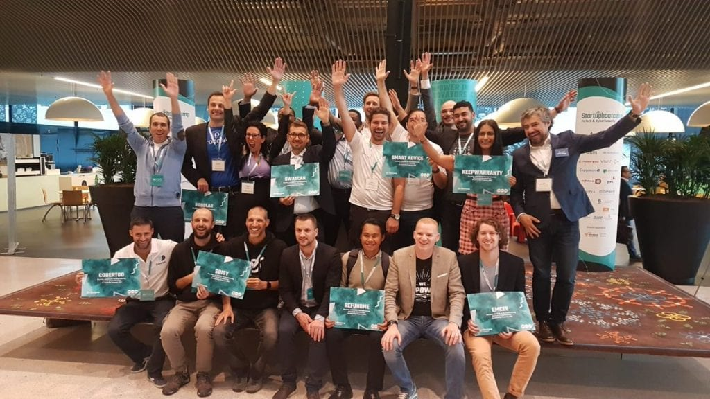 Startupbootcamp Demo Day 2019: 10 startups, 1 scaleup from fintech and cybersecurity sector selected