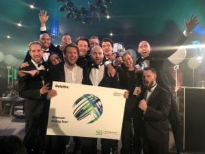 Temper bags Rising Star Award 2018 in Deloitte Fast 50: 4 interesting facts to know about Dutch startup