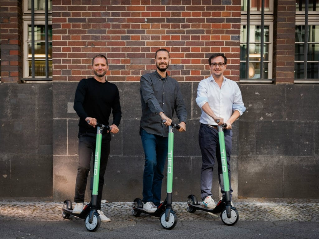 Tier raises €25M Series A funding: Here's how Berlin-based startup sets itself different in the e-scooter space