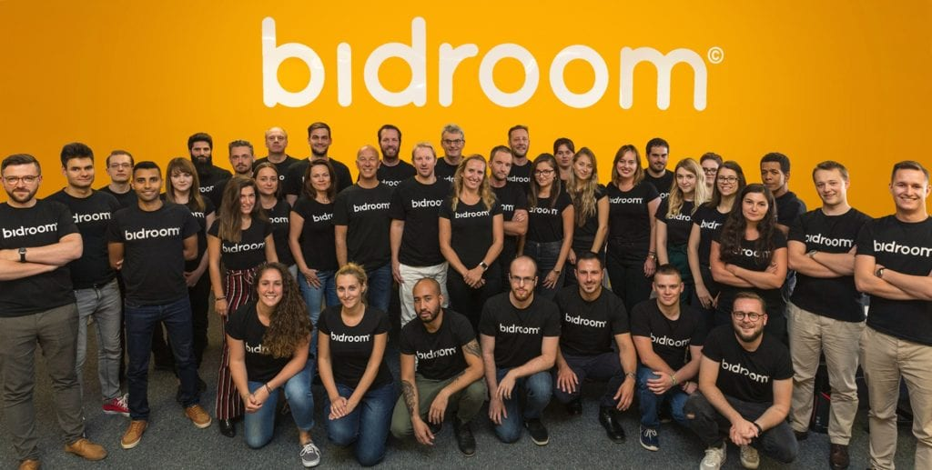 'Booking.com-rival' Bidroom raises €15M funding, plans product development and international expansion