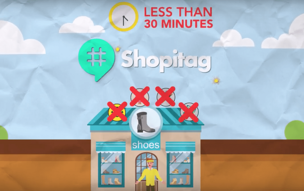 Infinity Mobile launches Shopitag: 5 ways Belgium startup plans to change e-commerce space