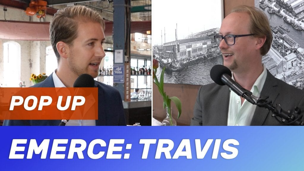 Digital Waves #8: Dutch startup Travis to foray in B2B markets, plans to sell 5 million Travis Touch devices by 2022