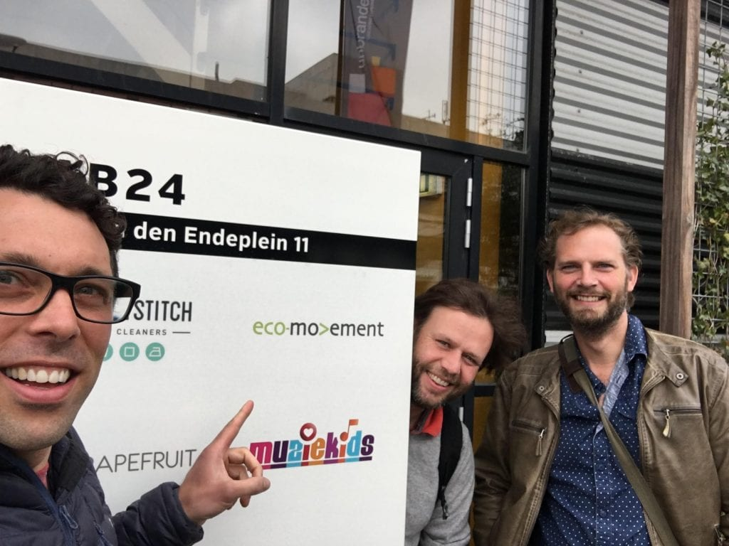 This Dutch startup which provides electric vehicle drivers real-time data of charging stations just got funded