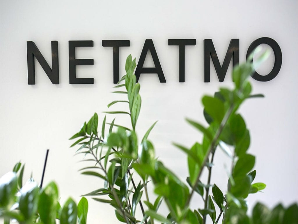Here's why Legrand acquired French smart home startup Netatmo