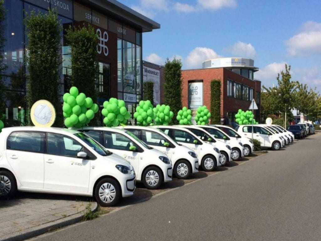 Stapp.in raises €1.3M: All you need to know about the innovative car sharing Dutch startup