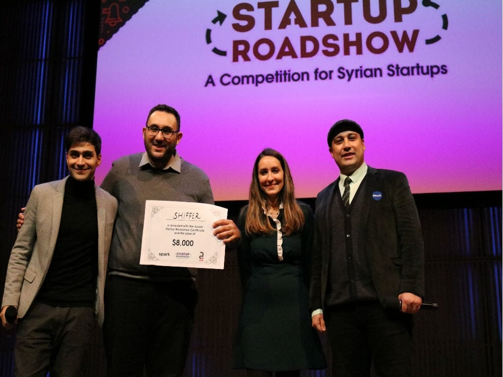 These 5 Syrian refugee tech startups could change the world around you very soon
