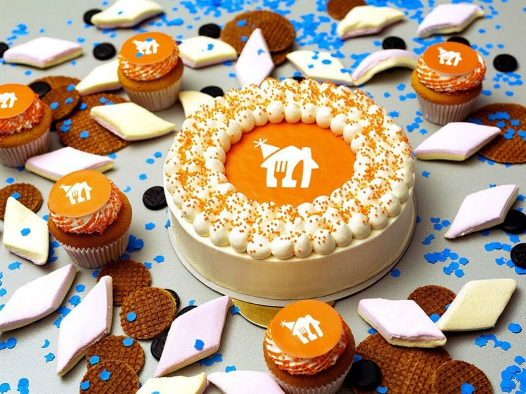 Thuisbezorgd.nl could deliver you a present today to celebrate its 18th birthday