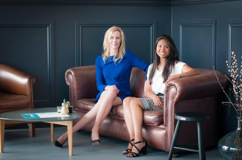 These ambitious female founders have launched Facebook Messenger-based chatbot to locate flexible workspaces in Amsterdam
