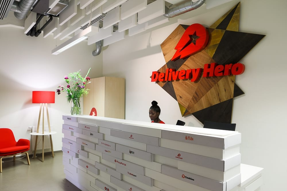 Dutch scaleup Takeaway.com acquires Germany's Delivery Hero in €930M deal
