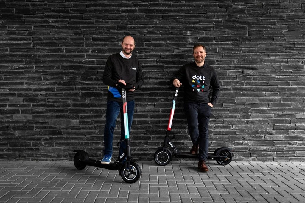 These promising e-scooter startups are ready to take on the Netherlands in 2019 and beyond
