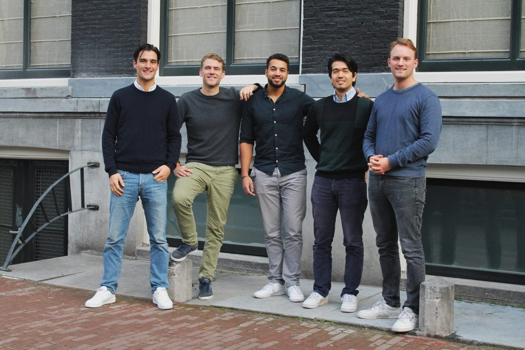 With €750K seed capital, this Dutch startup aims to make moving sector more flexible