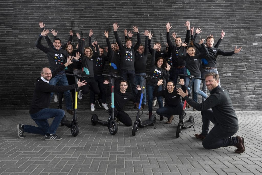 Amsterdam-based e-bike startup just raised €20M funding to expand in Europe