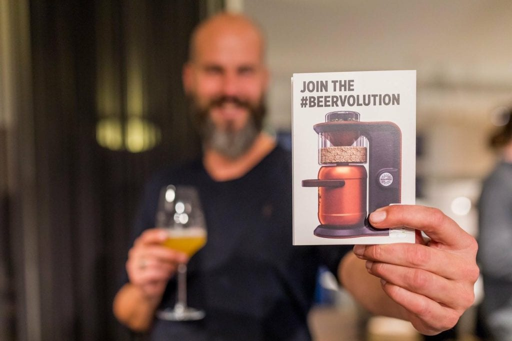 Utrecht-based MiniBrew raises €2.6M funding: Dutch startup develops first robot to make beer at home
