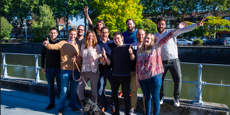 Belgian digital learning startup gets €1M funding: Here's what's next!