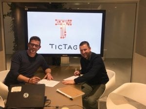 Dutch 'Proof of Presence' startup TicTag raises around half a million funding with new investors