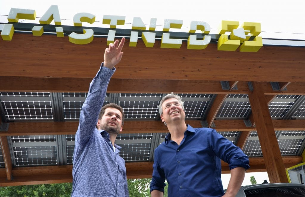 Amsterdam-based fast-charging startup Fastned strengthens its position with €6M of new capital