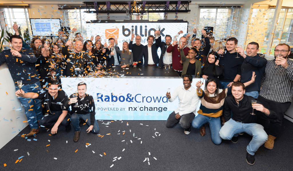 Rotterdam-based financing platform Billink secures €1M from Rabo & Crowd