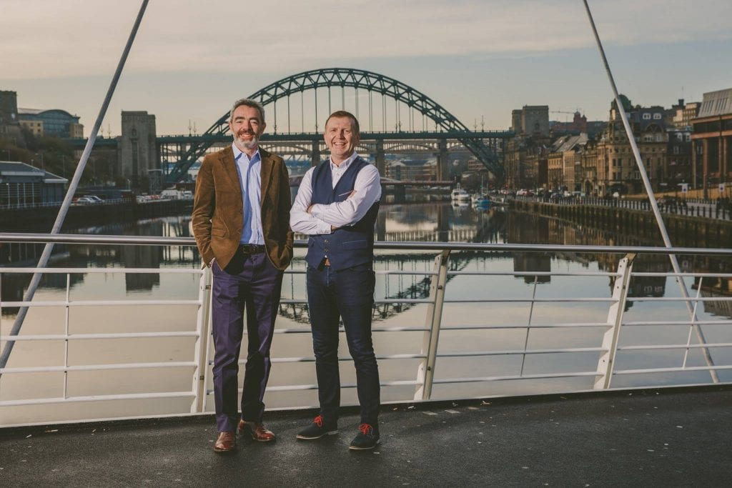 Amstelveen-based Shift Invest puts money in Newcastle-based healthcare technology company Changing Health