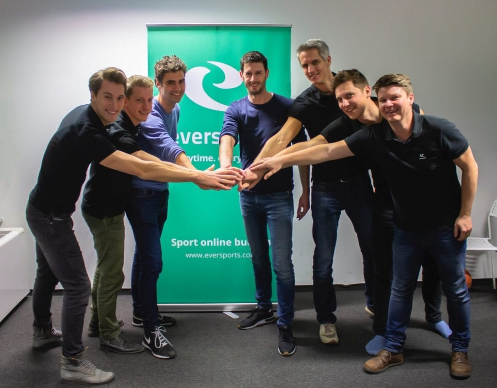 Dutch startup Fitmanager merges with Austrian sports startup Eversports