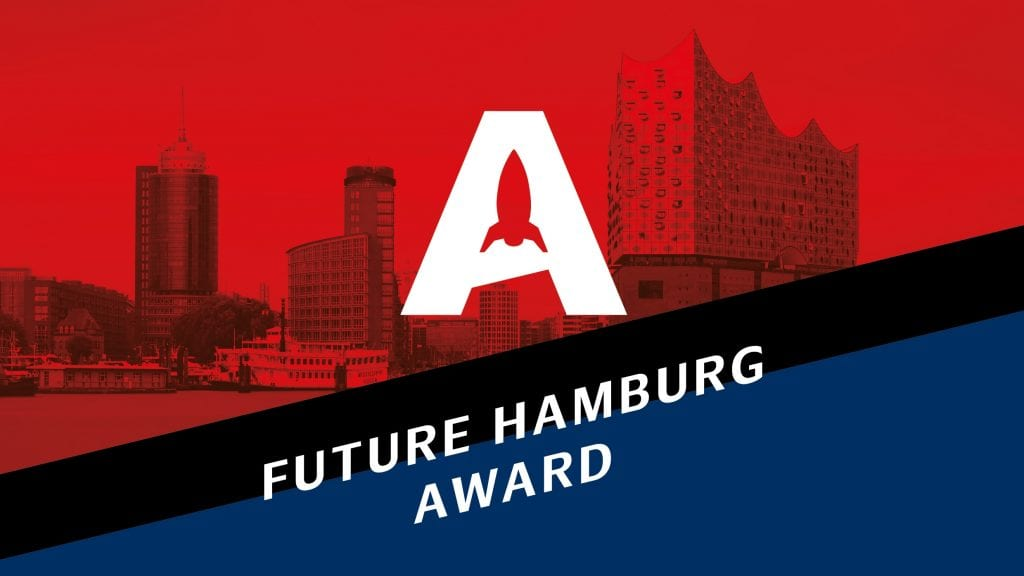 5 extremely good reasons why startups should apply for the Future Hamburg Award