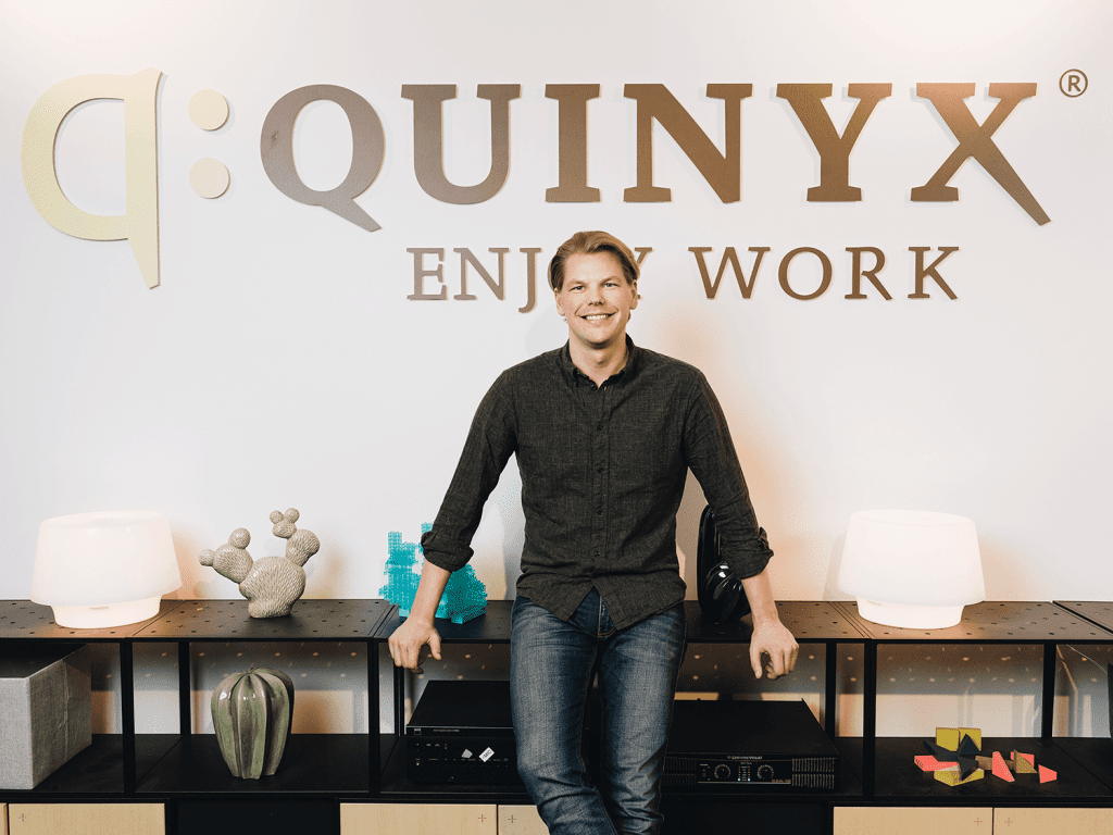 Workforce management SaaS startup Quinyx gets $25M funding in a new round