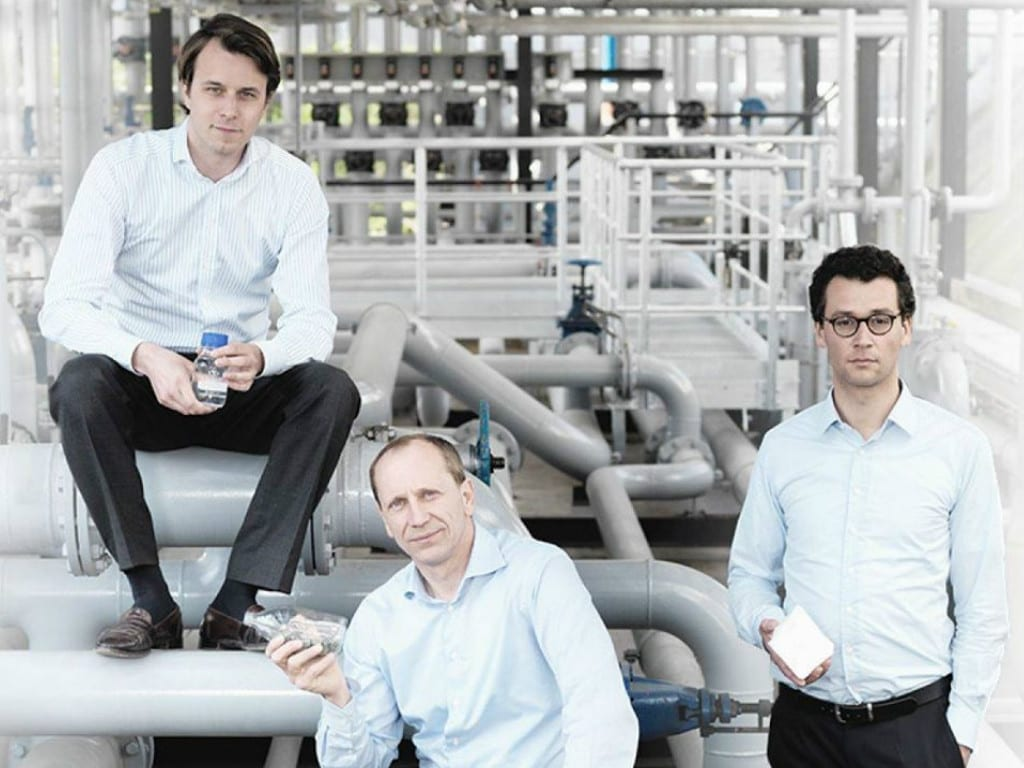 German energy startup Sunfire gets a capital injection of €25M to build first high-temperature electrolyser