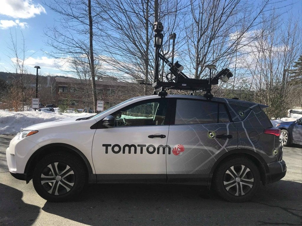 Dutch company TomTom sells telematics unit for €910M to Bridgestone Europe