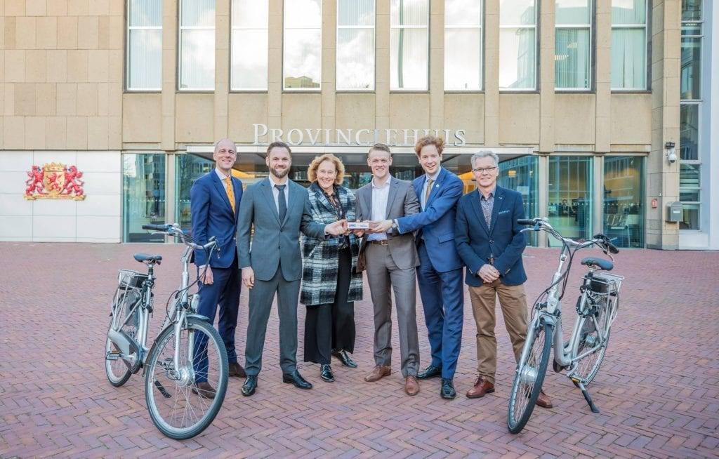 Tracefy receives fresh funding from UNIIQ, Delft startup aims to provide IoT solutions for smart urban mobility