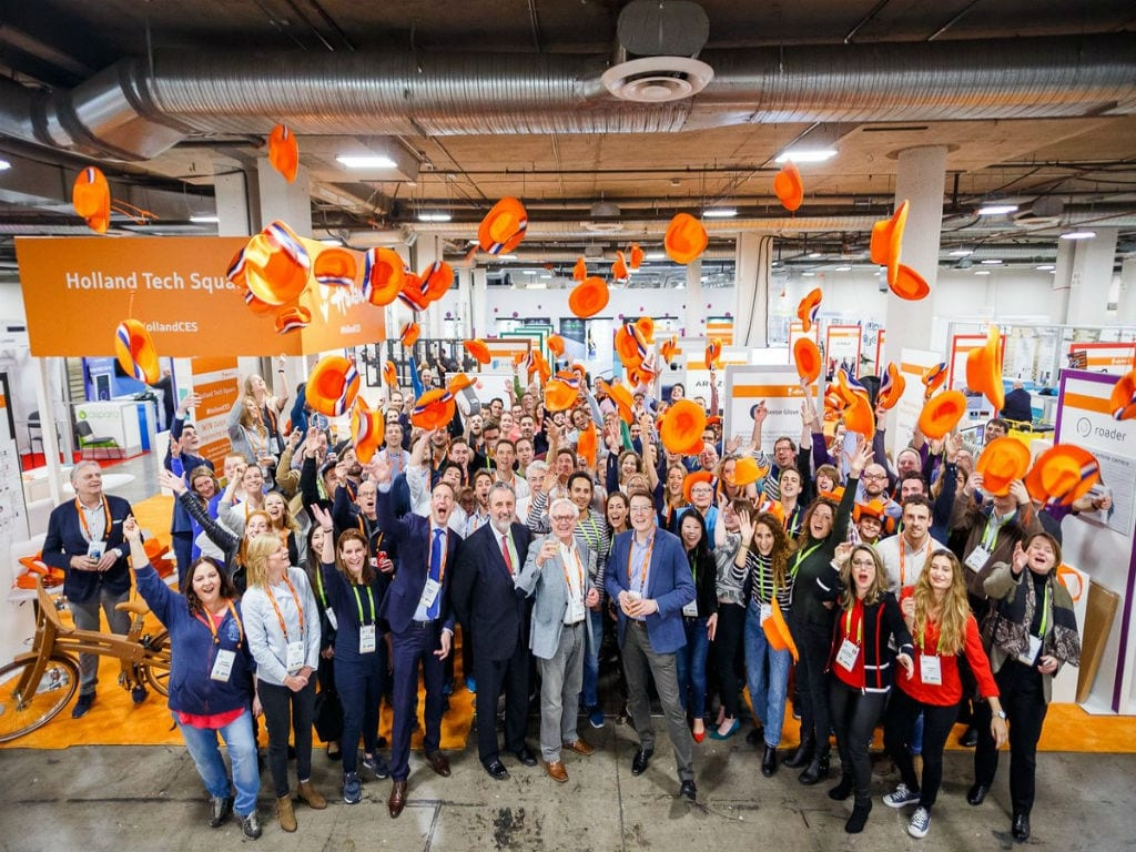 CES 2019: 10 Dutch HealthTech and MedTech startups to watch out for in 2019