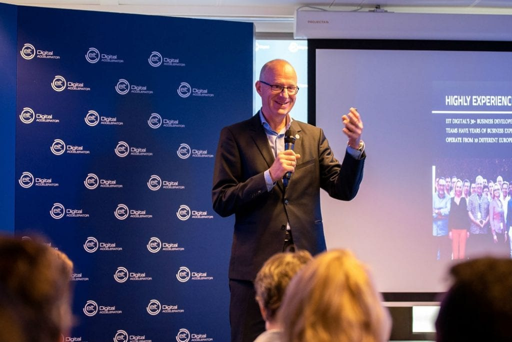How to overcome the challenges of scaling up in Europe: Leadership lessons by Dolf Wittkamper, Head of EIT Digital Accelerator