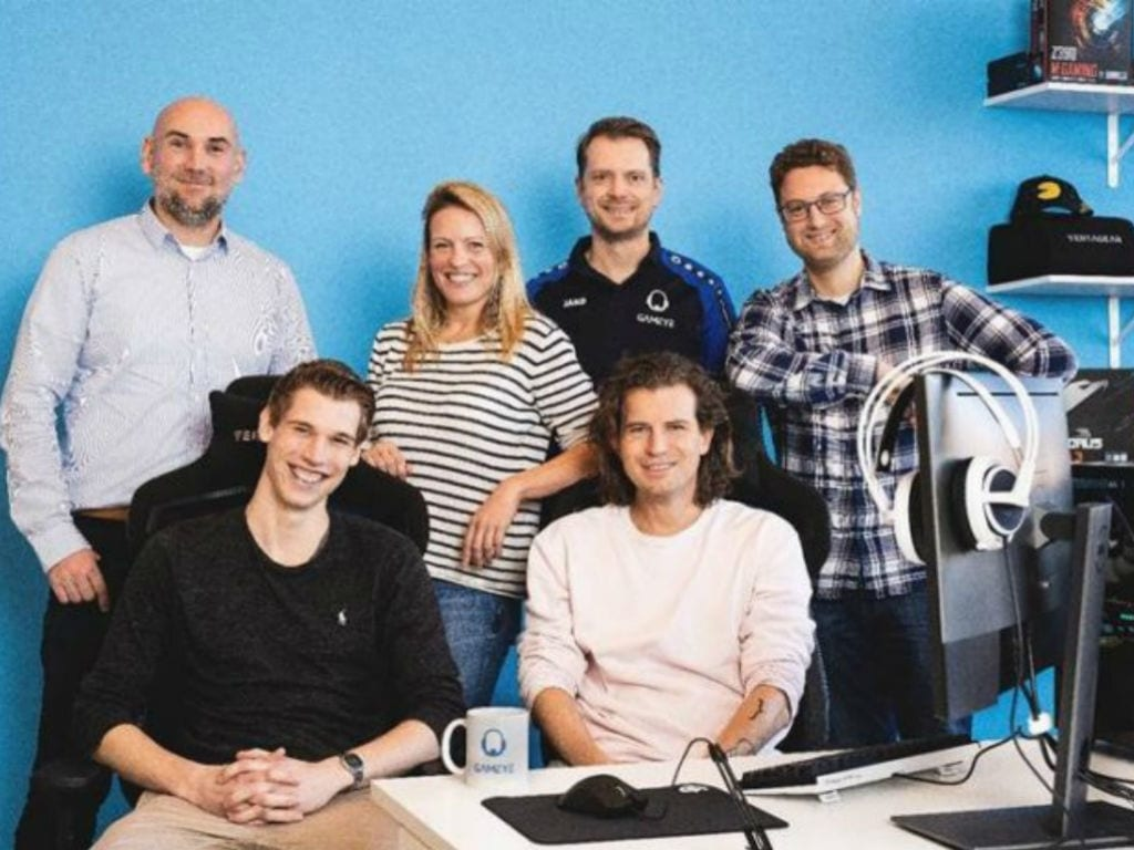 Gameye secures €1.4M: 4 ways this Rotterdam startup is working on improving the future of online gaming