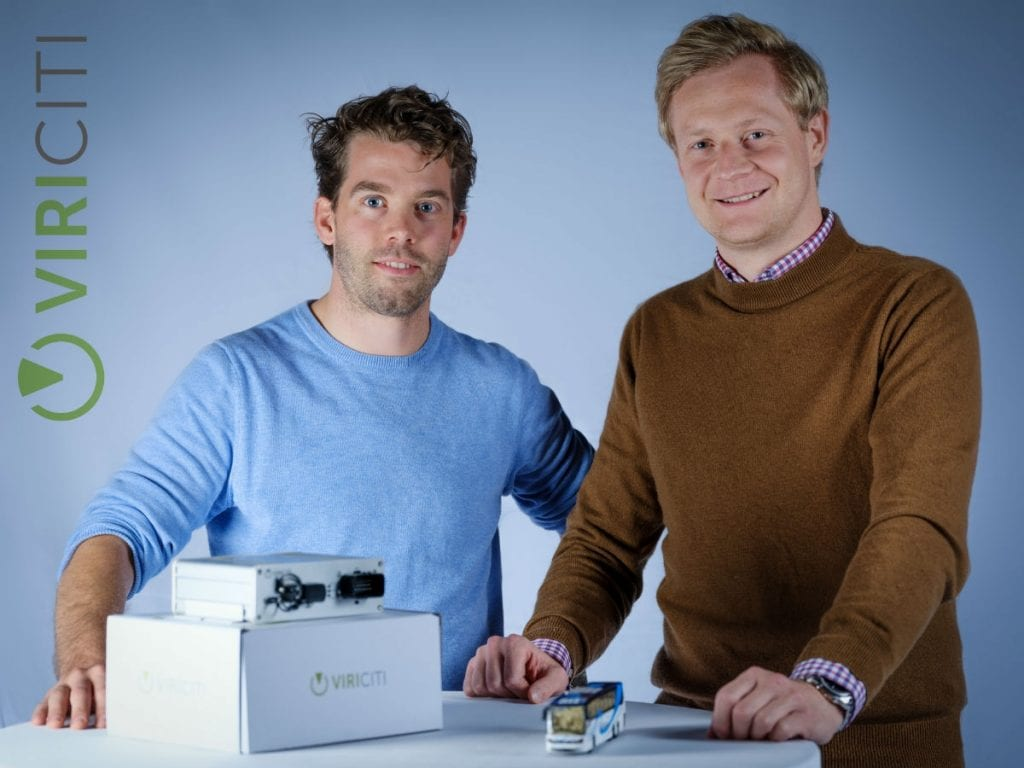 Amsterdam-based clean-tech startup ViriCiti secures €6.25M to expand in the US