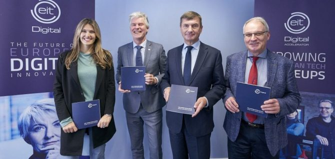EIT Digital announces Strategic Innovation Agenda to strengthen Europe's position in the digital world