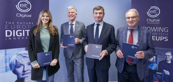 EIT Digital announces Strategic Innovation Agenda to strengthen Europe's position in the digital world