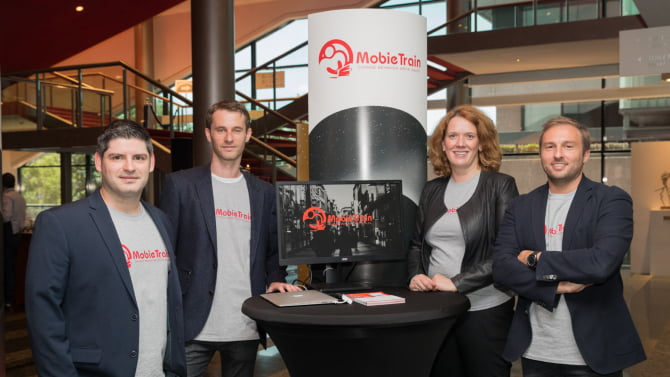 Belgian startup that has developed interactive mobile learning app for retail workers ropes in €1M funding