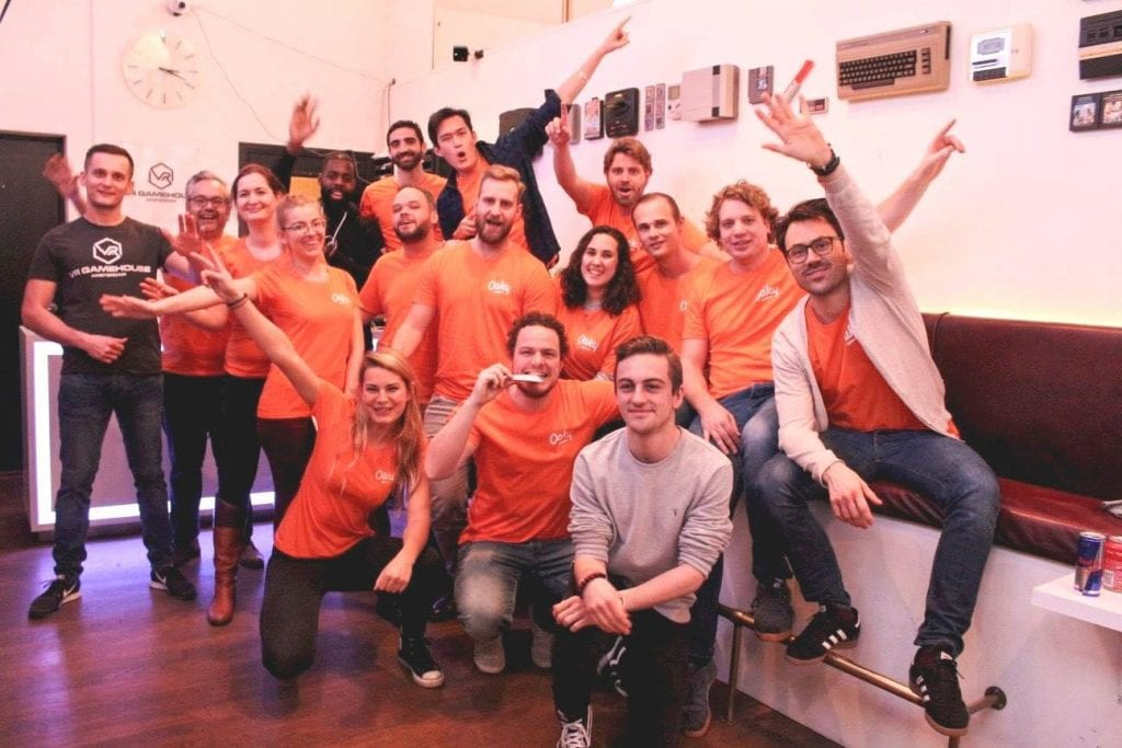 Amsterdam-based hotel software startup Oaky completes €2M seed funding
